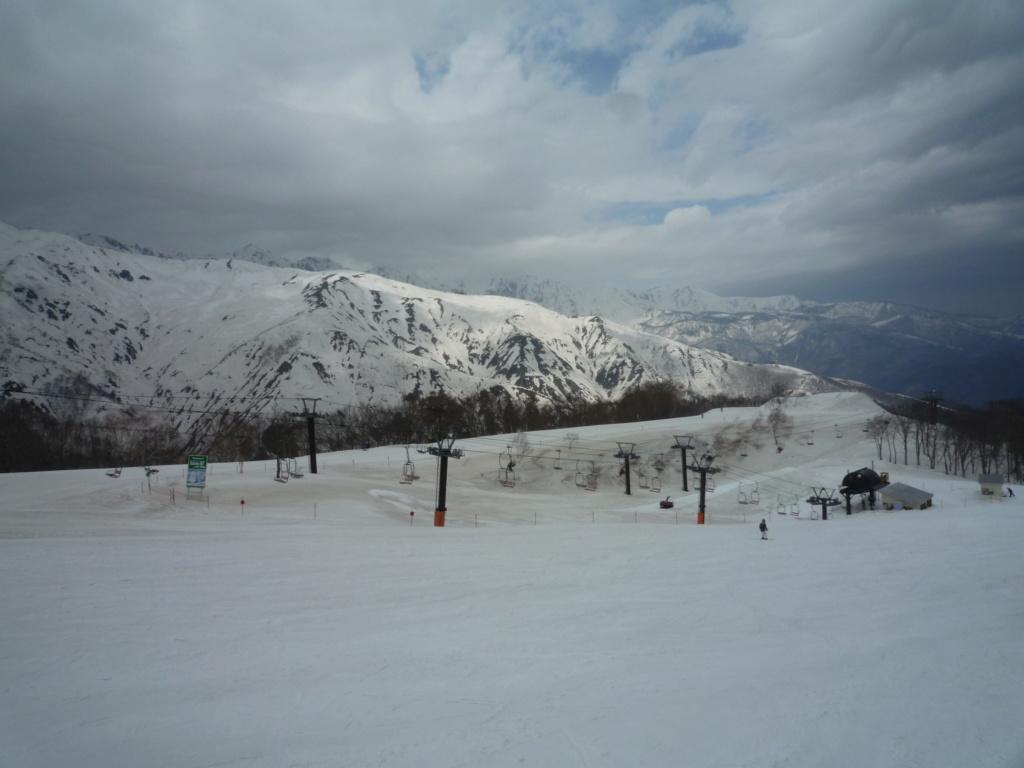 Télésiège Fixe 2 places (TSF2) Alps 1st Chair Lift P1070520