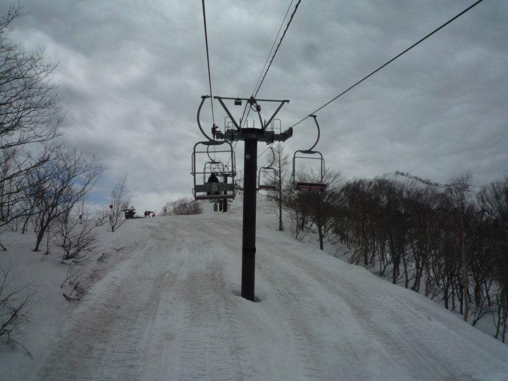 Télésiège Fixe 2 places (TSF2) Alps 1st Chair Lift P1070522