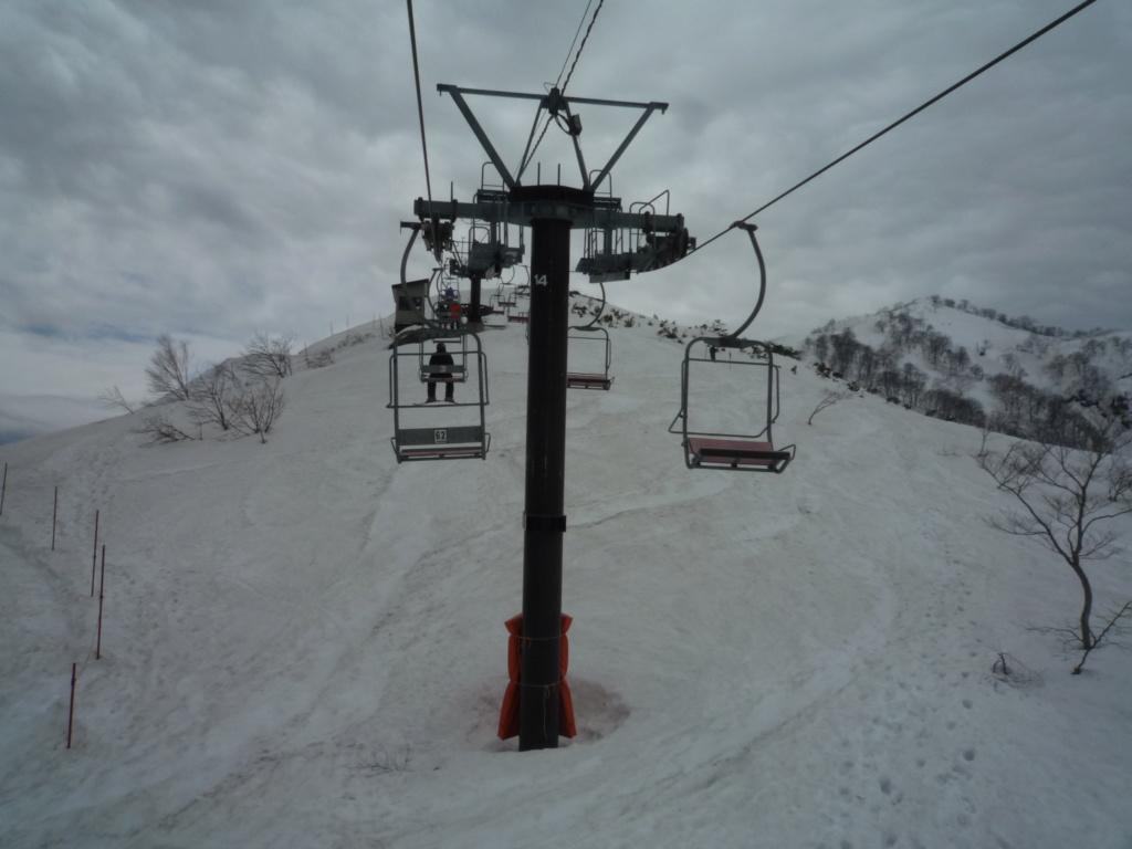 Télésiège Fixe 2 places (TSF2) Alps 1st Chair Lift P1070526