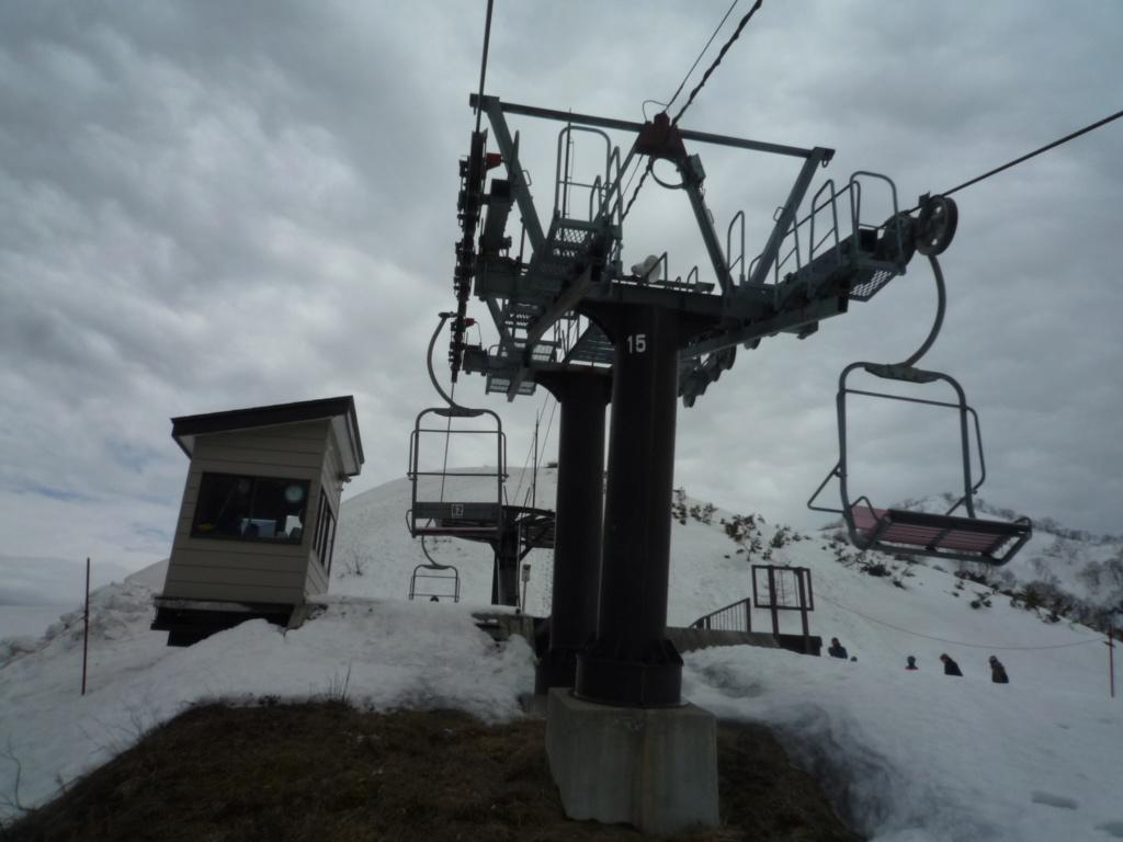 Télésiège Fixe 2 places (TSF2) Alps 1st Chair Lift P1070527