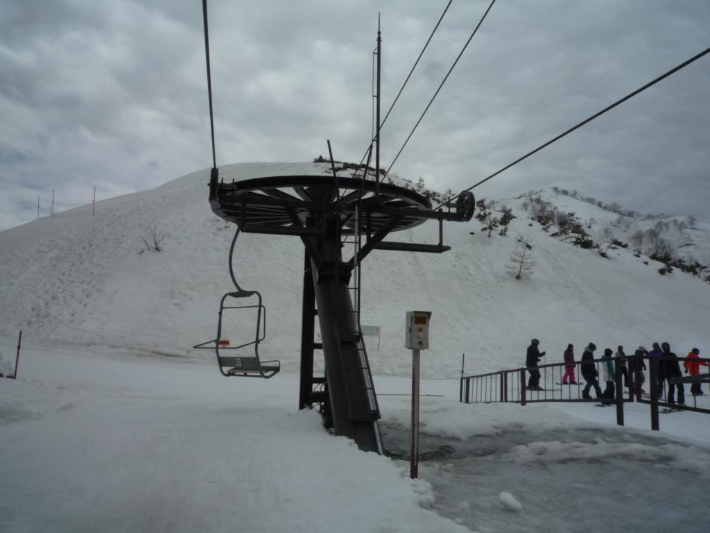Télésiège Fixe 2 places (TSF2) Alps 1st Chair Lift P1070529