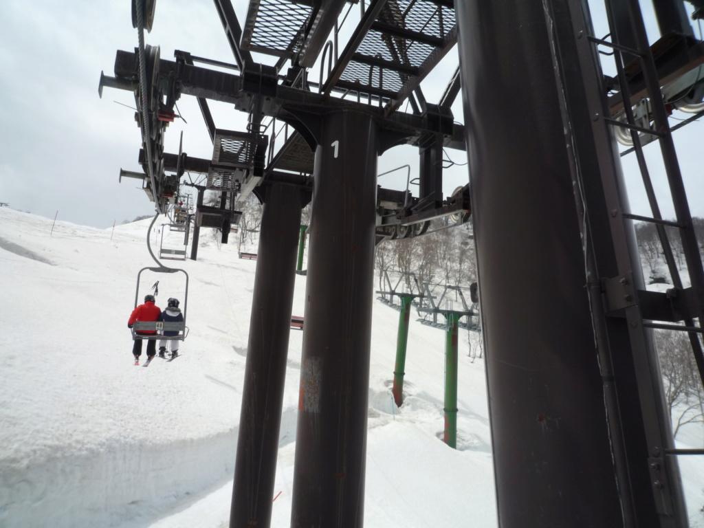 Télésiège Fixe 2 places (TSF2) Alps 3rd Chair Lift P1070534