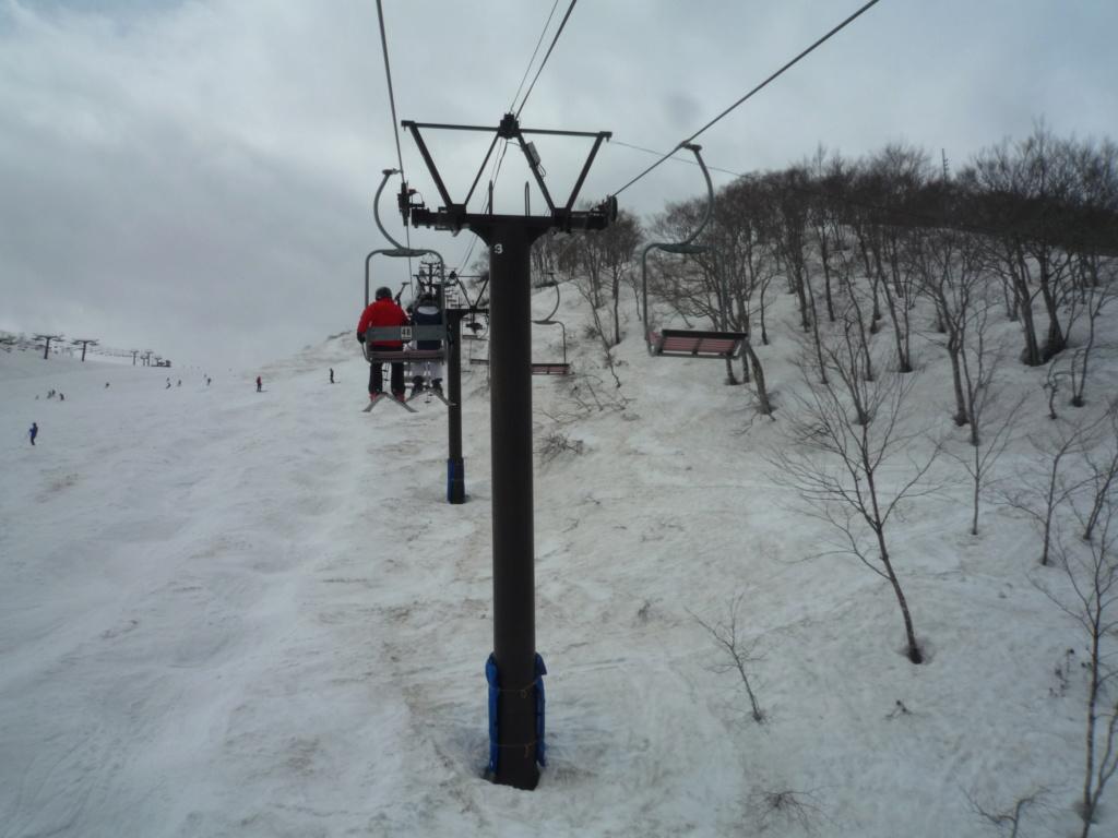 Télésiège Fixe 2 places (TSF2) Alps 3rd Chair Lift P1070536