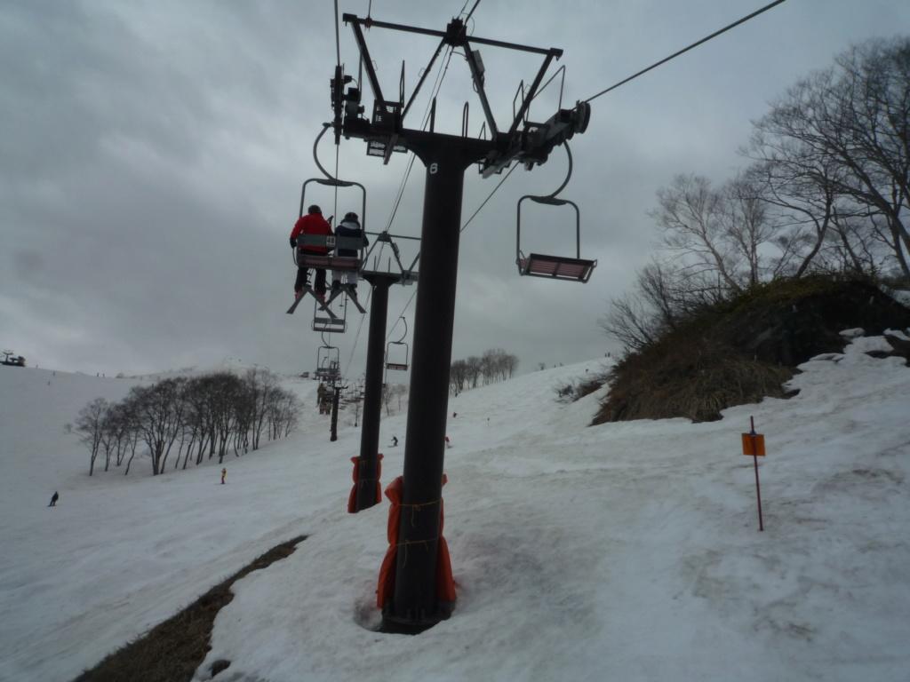 Télésiège Fixe 2 places (TSF2) Alps 3rd Chair Lift P1070539