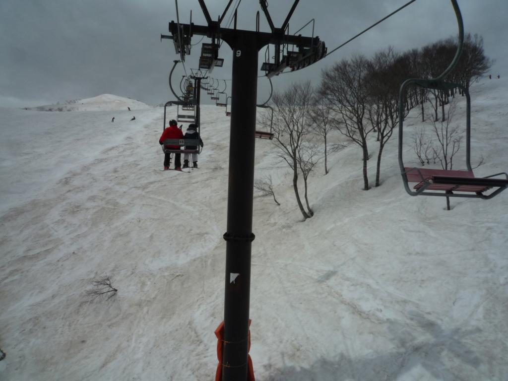 Télésiège Fixe 2 places (TSF2) Alps 3rd Chair Lift P1070541
