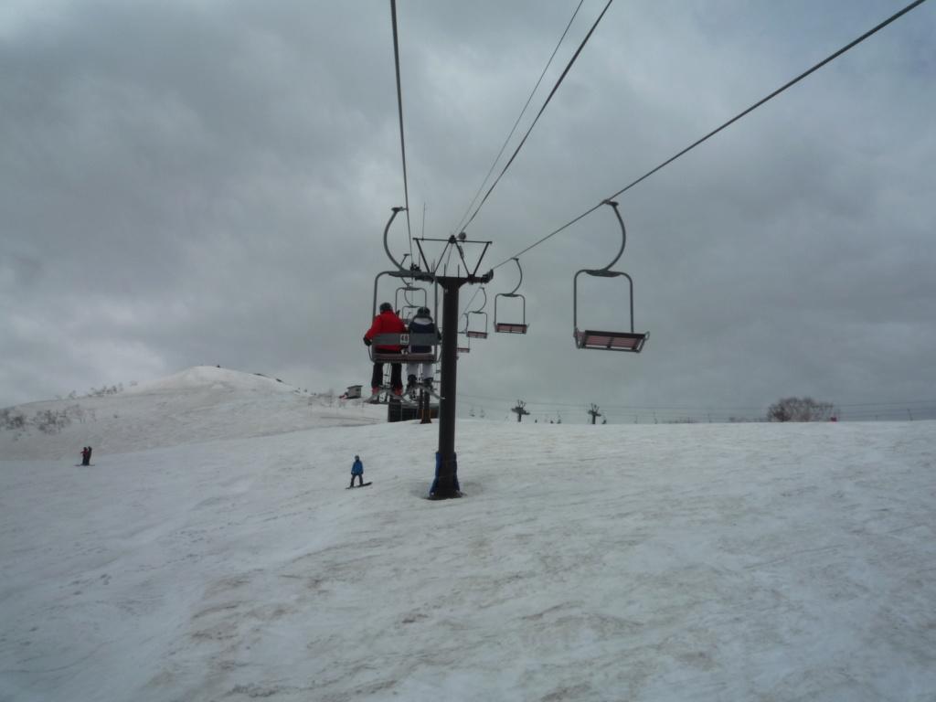 Télésiège Fixe 2 places (TSF2) Alps 3rd Chair Lift P1070543