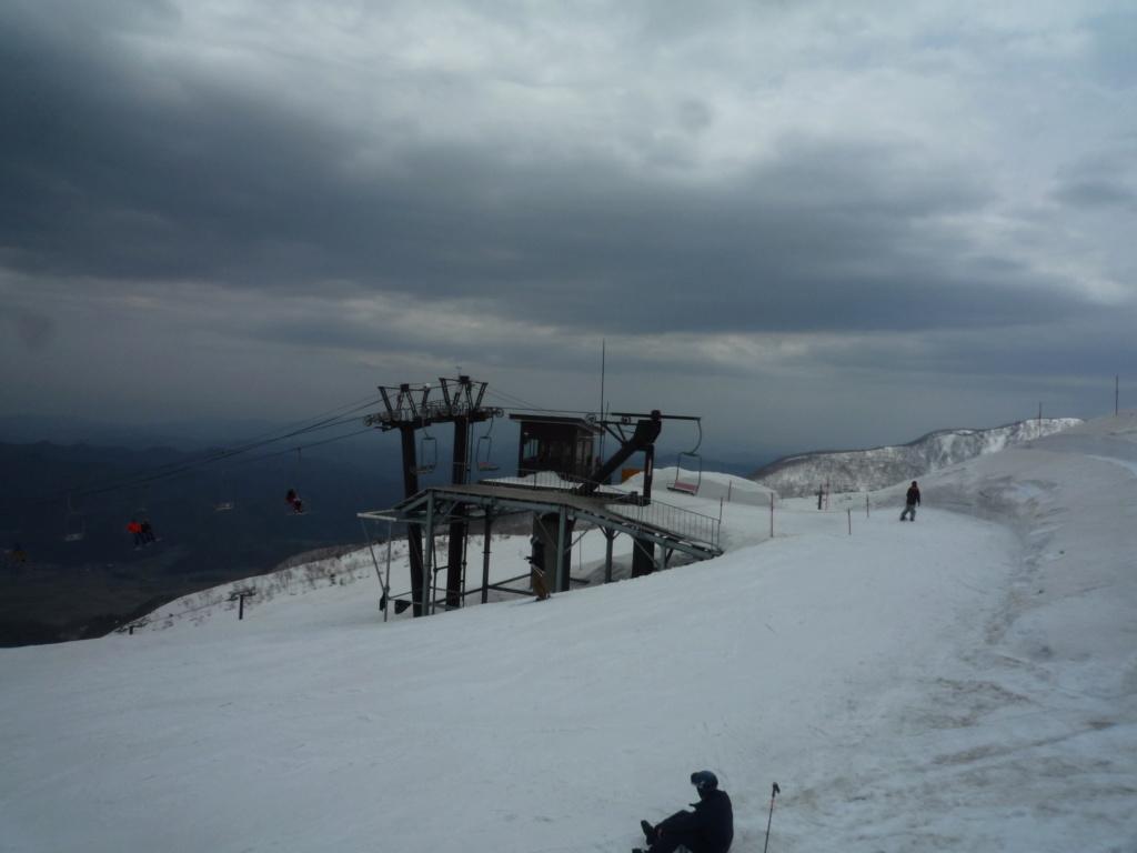 Télésiège Fixe 2 places (TSF2) Alps 3rd Chair Lift P1070547