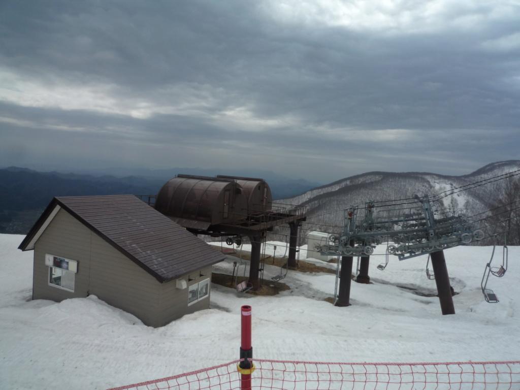 Télésiège Fixe 2 places (TSF2) Alps 4th Chair Lift P1070551