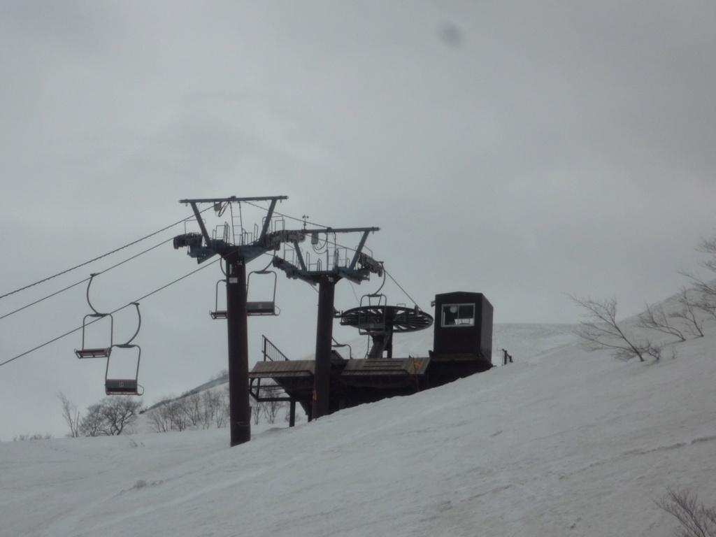 Télésiège Fixe 2 places (TSF2) Alps 4th Chair Lift P1070552