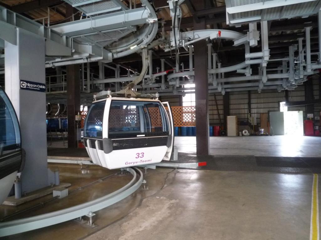 Télécabine Débrayable 8 places (TCD8) Goryu Express P1070560