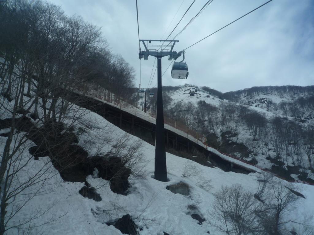 Télécabine Débrayable 8 places (TCD8) Goryu Express P1070575