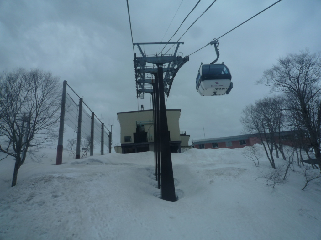 Télécabine Débrayable 8 places (TCD8) Goryu Express P1070582