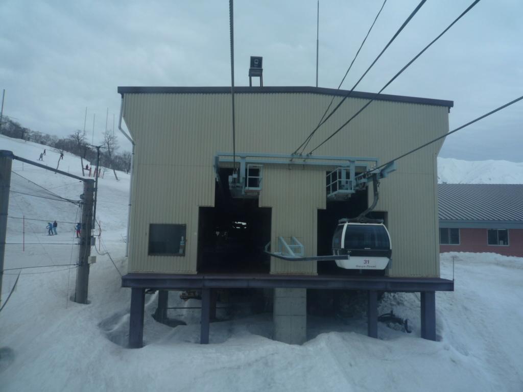 Télécabine Débrayable 8 places (TCD8) Goryu Express P1070583
