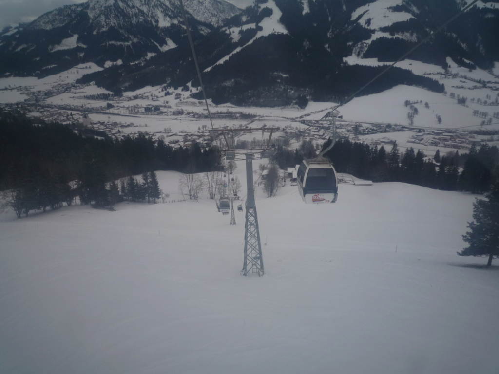 Télécabine Débrayable (TCD6) Hochbrixen P1070721