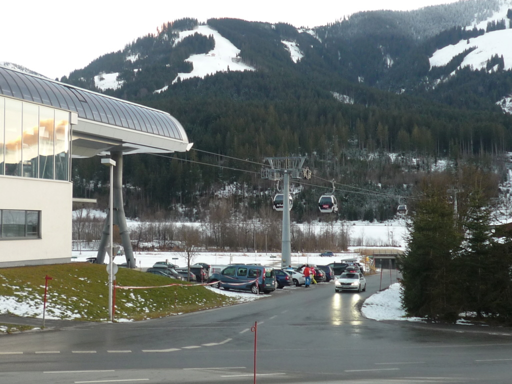 Télécabine Débrayable (TCD8) SkiWeltbahn P1080014