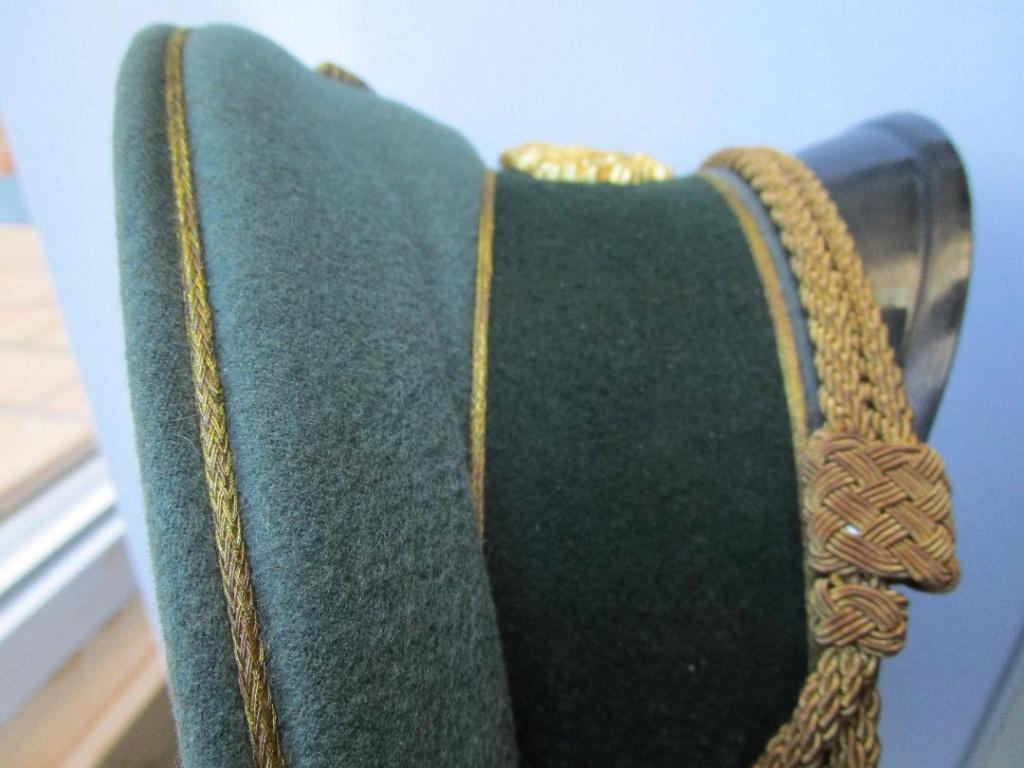 Authentification schirmmützen général heer et officier SS Image513