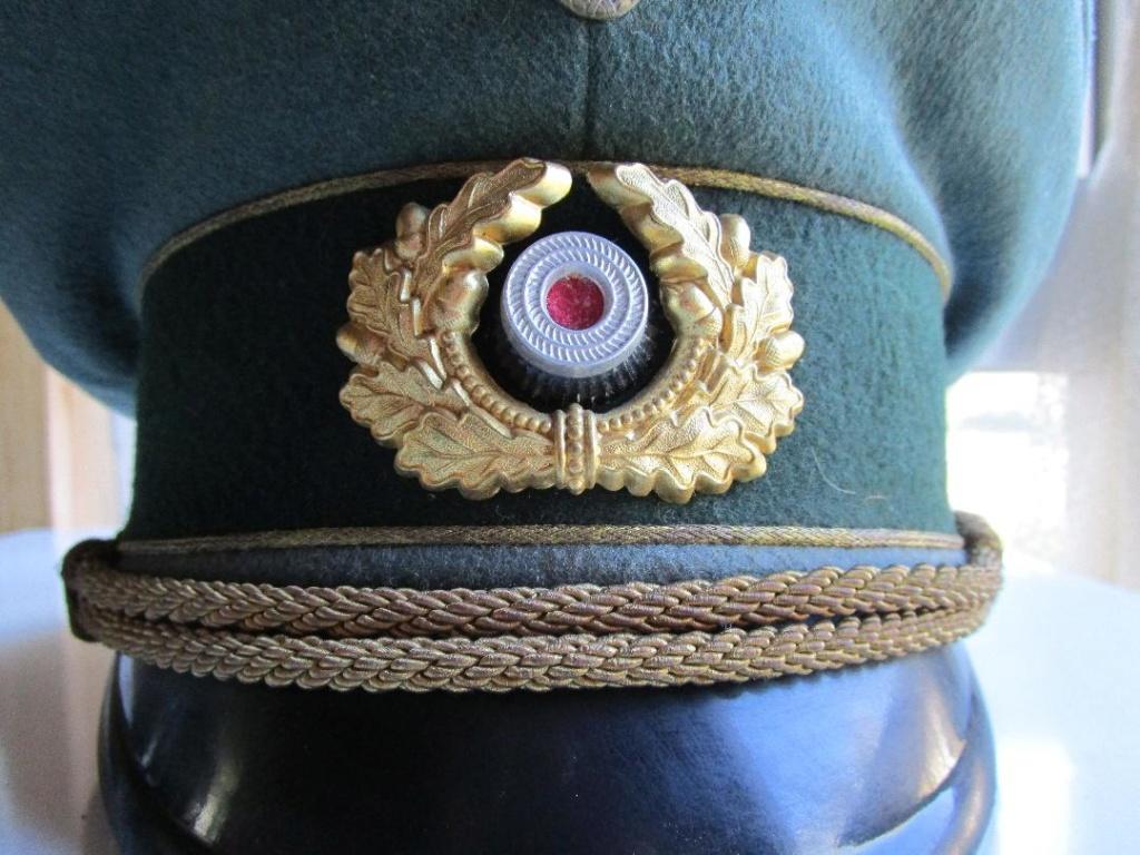 Authentification schirmmützen général heer et officier SS Image810