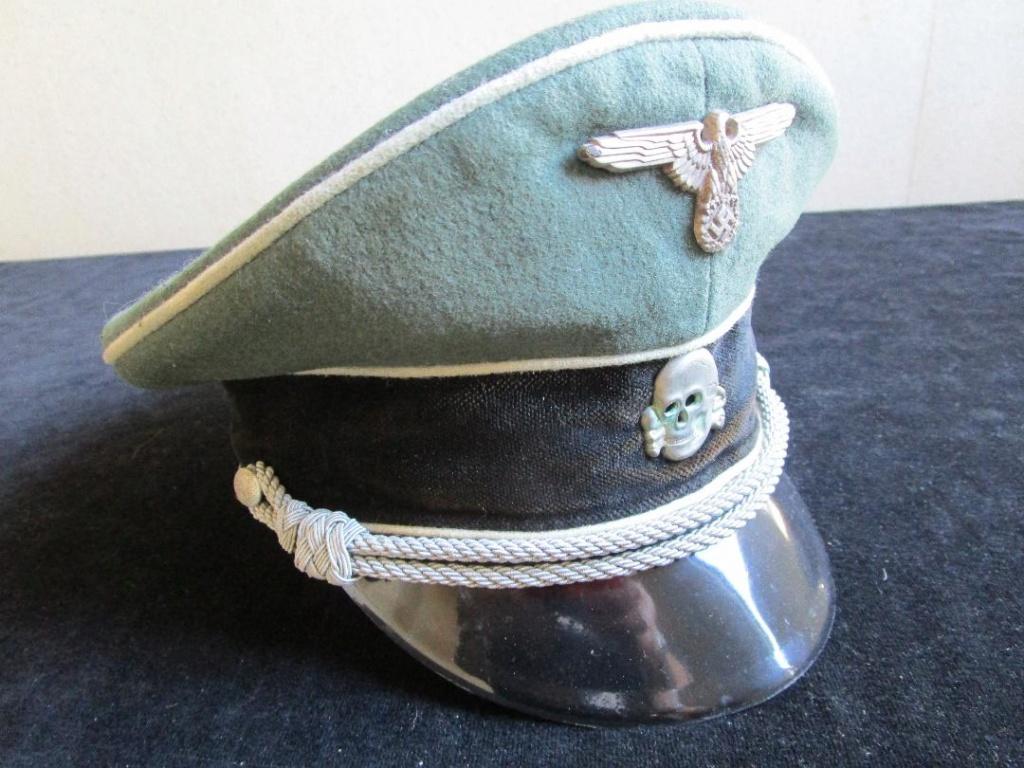 Authentification schirmmützen général heer et officier SS Image811