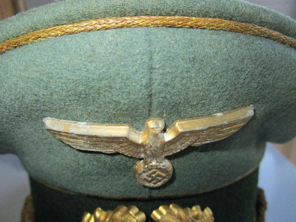 Authentification schirmmützen général heer et officier SS Image910