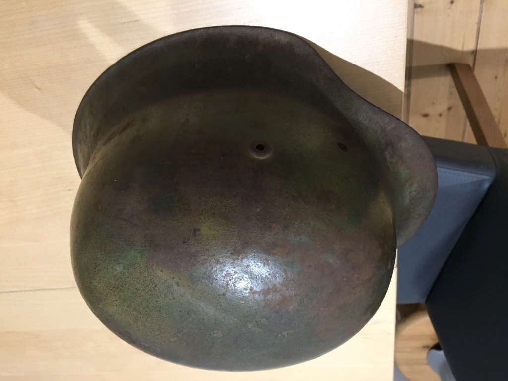 Identification coque casque allemand camo. Img_0918