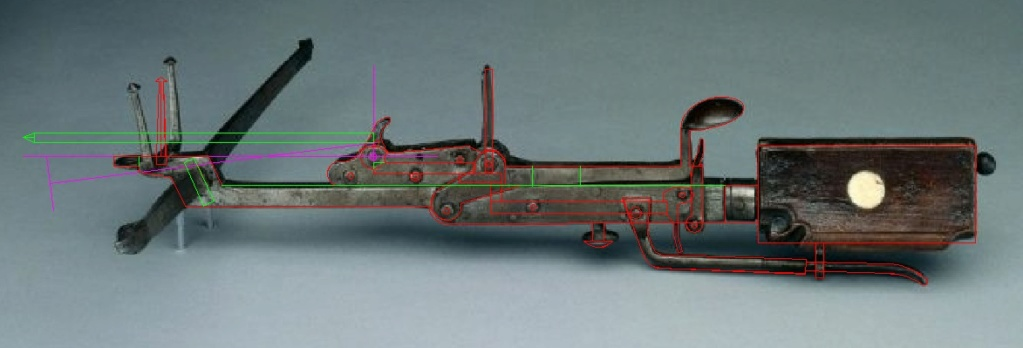 All metal Self Loading Crossbow Build Information needed Stoneb10