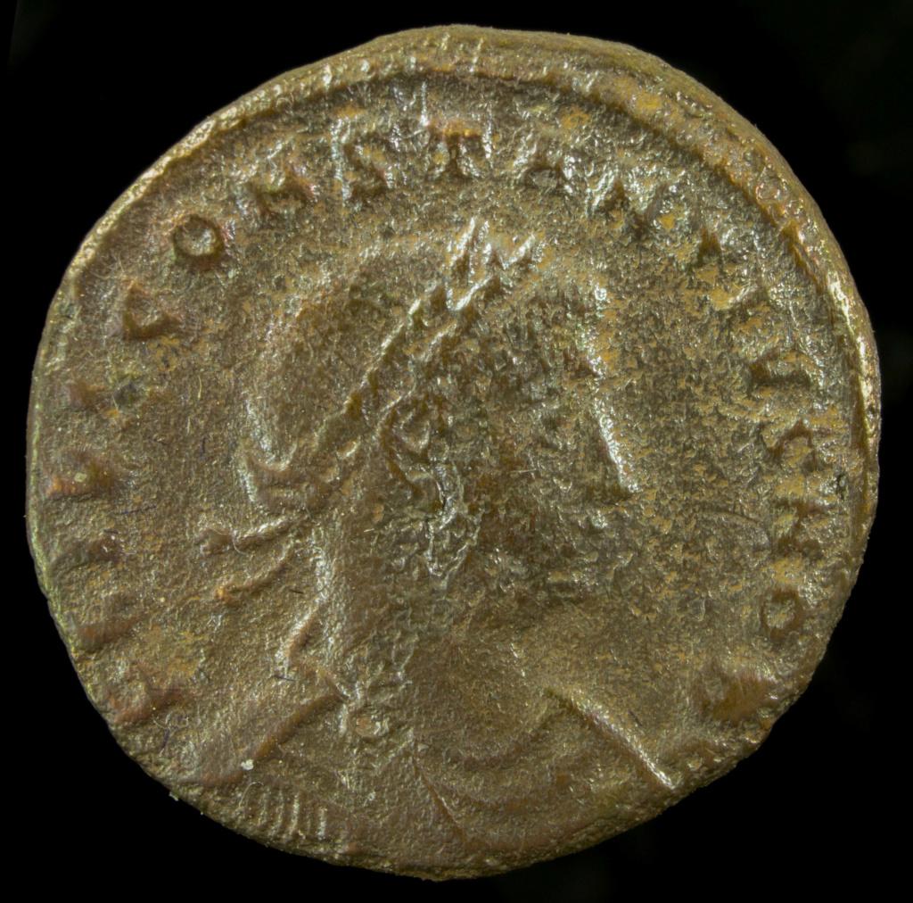 Constance II pour Héraclée 711
