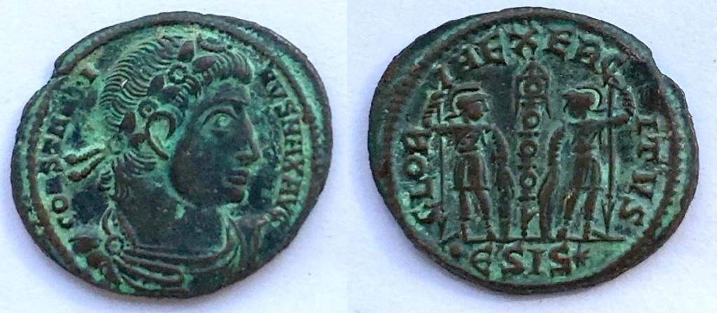 Autre Constantin 1er pour Siscia  Img_8310