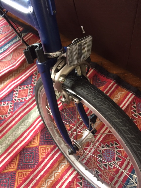 Vélo Brompton 2 vitesses Img_3214