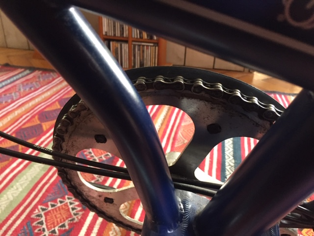 Vélo Brompton 2 vitesses Img_3223