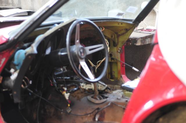 Corvette C3 1971 : Après le nid douillet, se refaire une santé - Page 3 _dsc6010