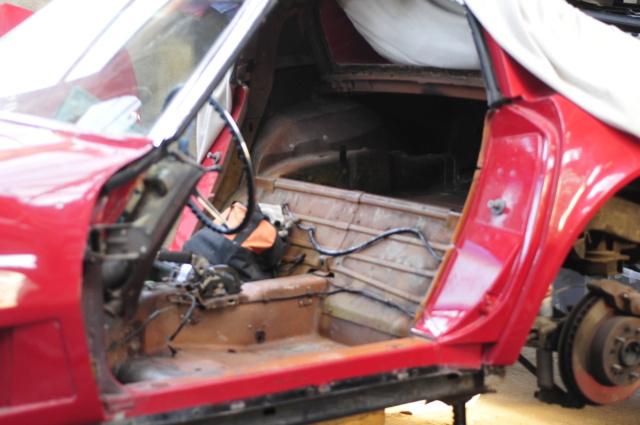 Corvette C3 1971 : Après le nid douillet, se refaire une santé - Page 3 _dsc6015