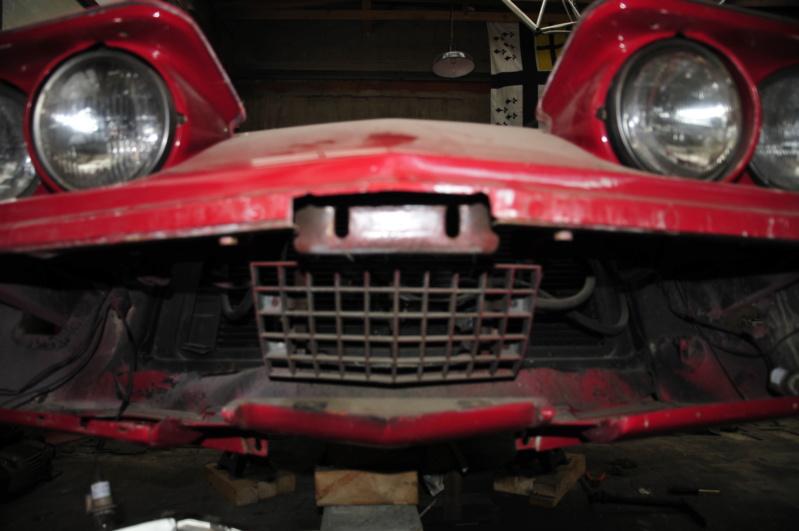 Corvette C3 1971 : Après le nid douillet, se refaire une santé - Page 3 _dsc6910