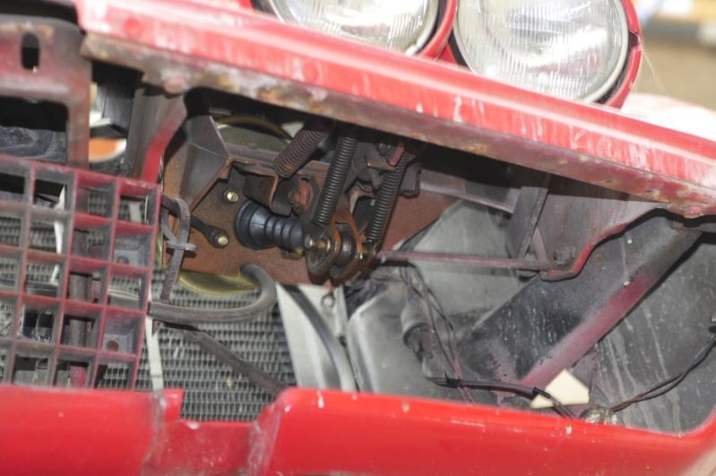 Corvette C3 1971 : Après le nid douillet, se refaire une santé - Page 3 _dsc6911
