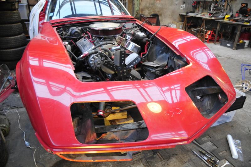 Corvette C3 1971 : Après le nid douillet, se refaire une santé - Page 3 _dsc7015