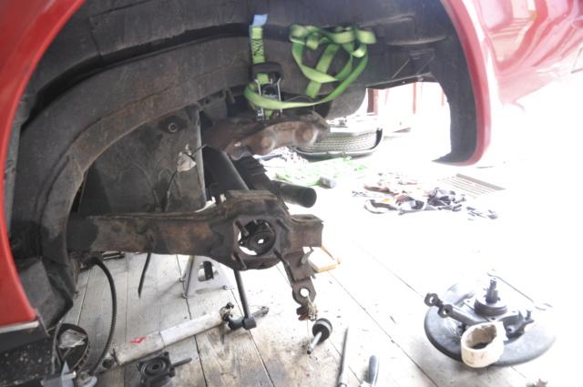 Corvette C3 1971 : Après le nid douillet, se refaire une santé _dsc9614