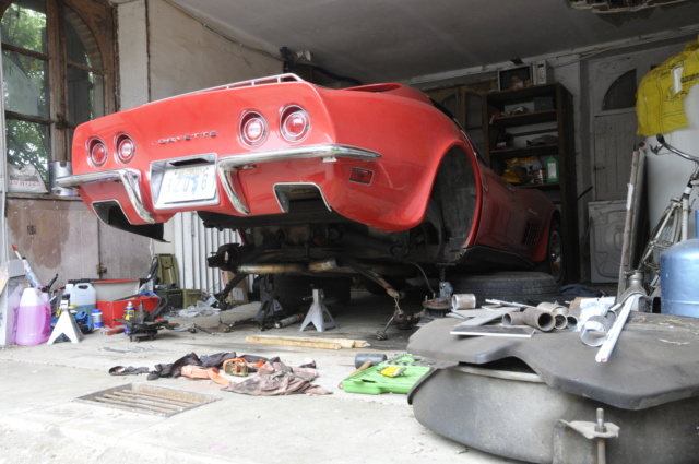 Corvette C3 1971 : Après le nid douillet, se refaire une santé _dsc9616