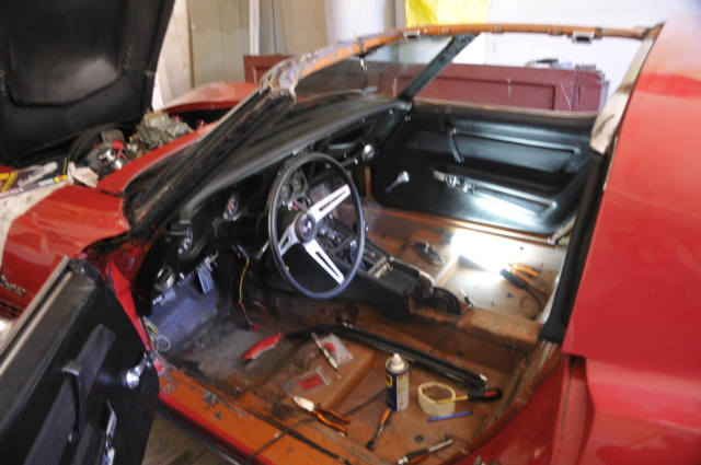 Corvette C3 1971 : Après le nid douillet, se refaire une santé _dsc9618