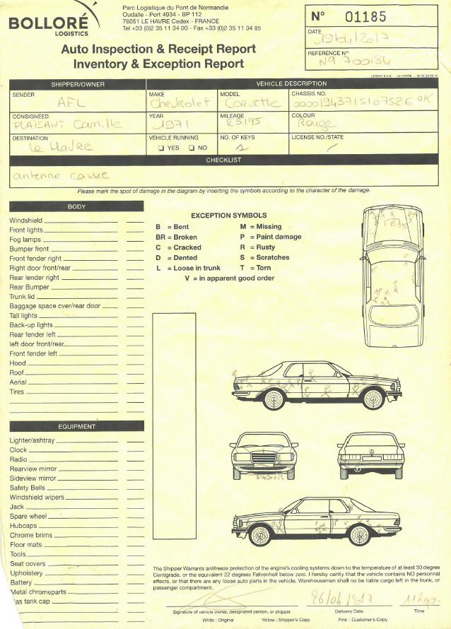Corvette C3 1971 : Après le nid douillet, se refaire une santé Carroi10