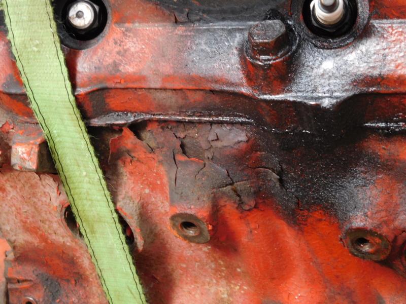 Corvette C3 1971 : Après le nid douillet, se refaire une santé - Page 5 Dscn1218