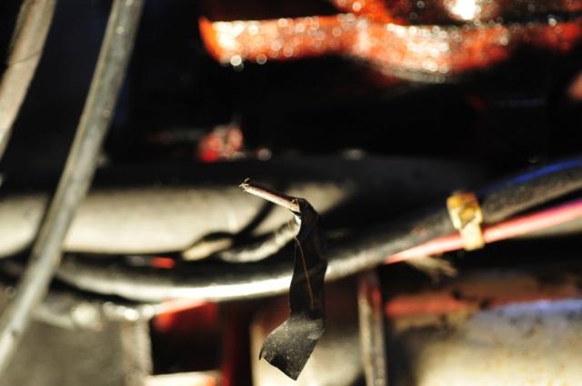 Corvette C3 1971 : Après le nid douillet, se refaire une santé Electr13