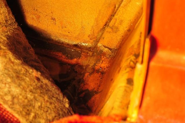 Corvette C3 1971 : Après le nid douillet, se refaire une santé Fuite_10