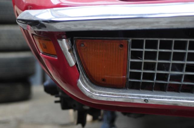 Corvette C3 1971 : Après le nid douillet, se refaire une santé Grille10