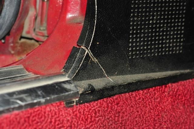 Corvette C3 1971 : Après le nid douillet, se refaire une santé Intzor10