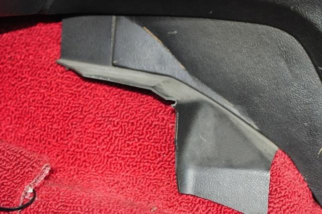 Corvette C3 1971 : Après le nid douillet, se refaire une santé Intzor11