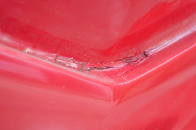 Corvette C3 1971 : Après le nid douillet, se refaire une santé Peintu11