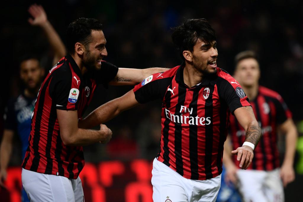 Milan pode ultrapassar Inter de Milão no Italiano nesta terça-feira 000_1d10