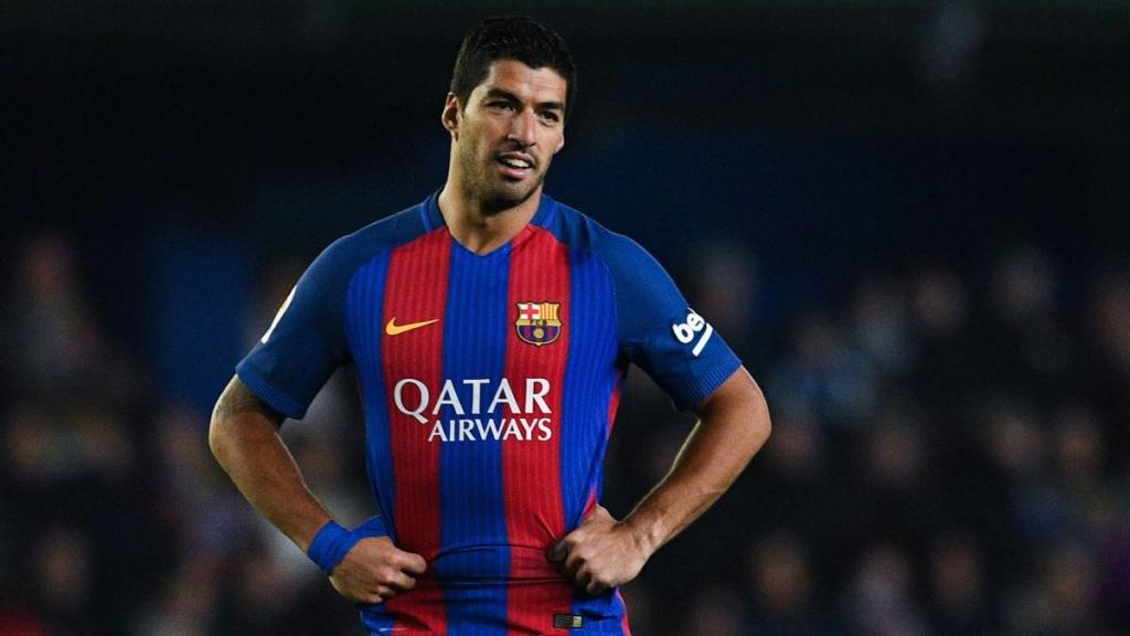 """Criticado, Suárez desabafa: """"Mostrei que estou 100% envolvido no Barcelona"""" 14841110"""