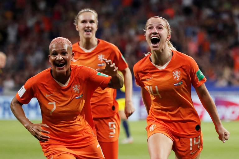 Holanda vai à final do Mundial pela primeira vez na história 15621810