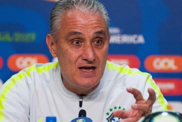 """Tite nega saída da seleção após a Copa América: """"2022 é o contrato"""" 1_fute10"""