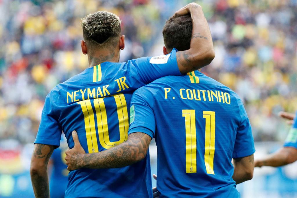 Coutinho mais R$ 430 milhões: o plano do Barcelona para comprar Neymar do PSG 2018-010